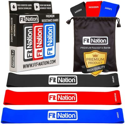 Fit Nation workout resistance set