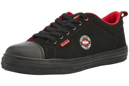 Lee Cooper unisex safety trainers