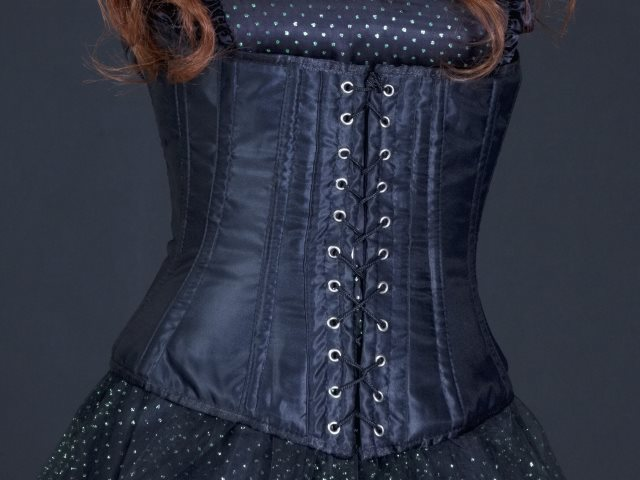 corset close up